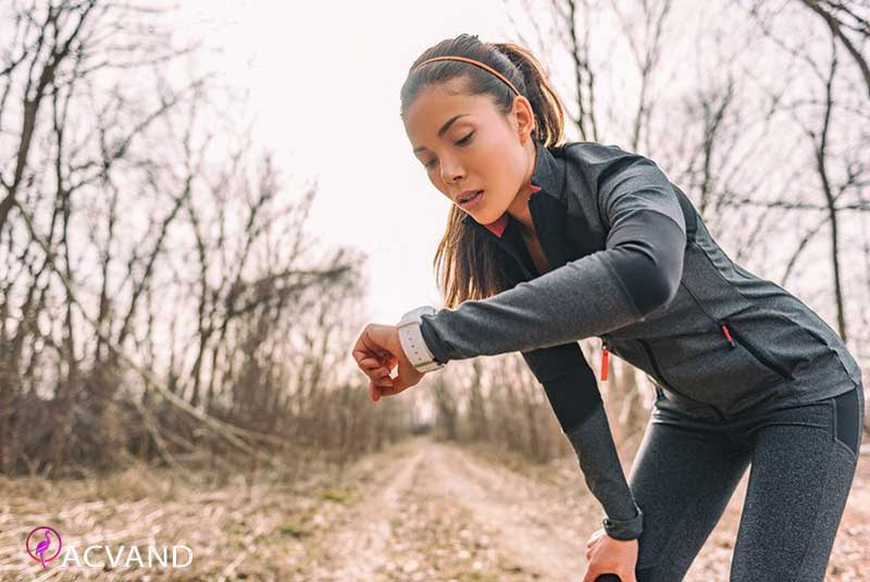 دویدن در طبیعت، ورزش هوازی مفرح