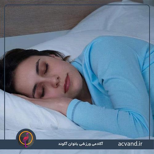 ورزش و ارتباط آن با خواب شبانه
