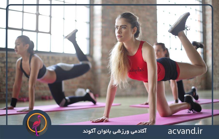 تقویت عضلات سینه و بازو