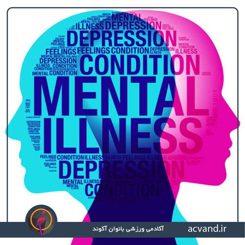 سلامت روان و فاکتور های آن