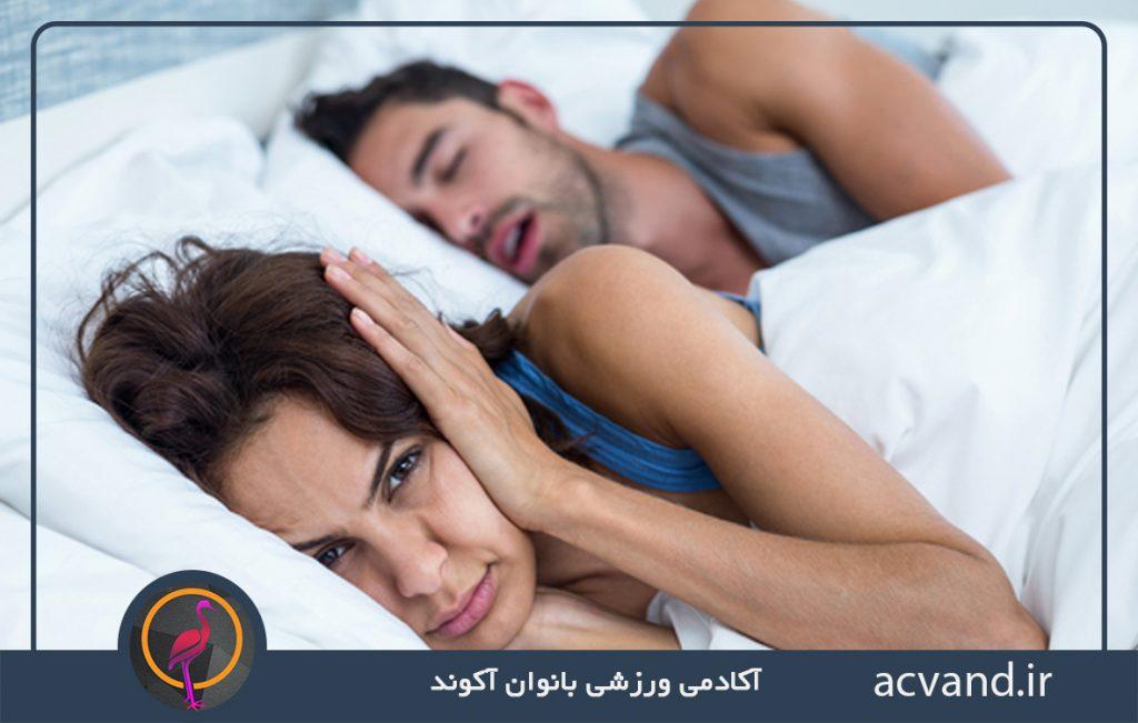 علائم اختلالات خواب