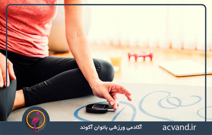 ورزش و دیابت نوع 2