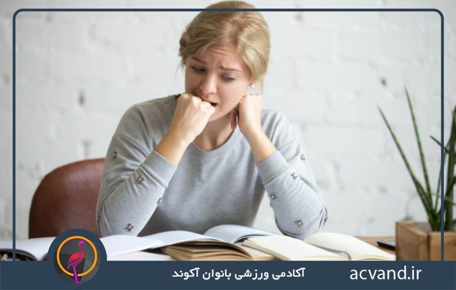 تفاوت های اصلی بین استرس و اضطراب
