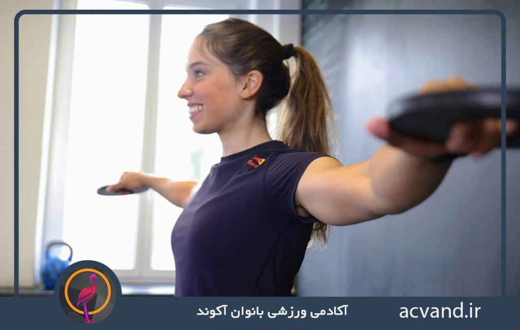 ازتباط  بین تمرین موثر و تمایل به انجام تمرین سنگین تر