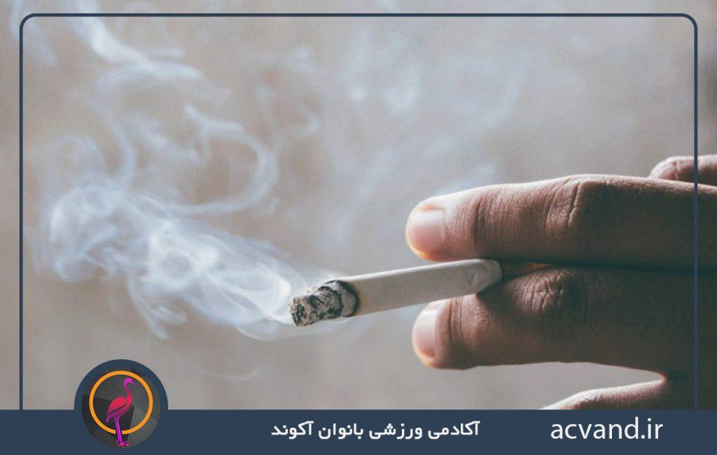 مصرف سیگار و تشدید دردهای پریودی