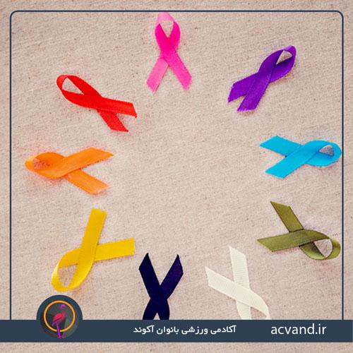 نشانه های سرطان