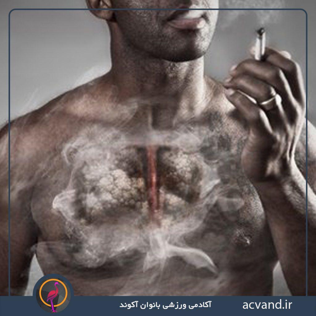 علل بروز سرطان ریه