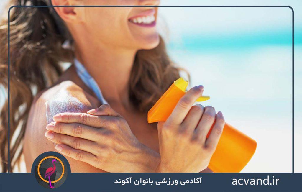 جلوگیری از سرطان پوست