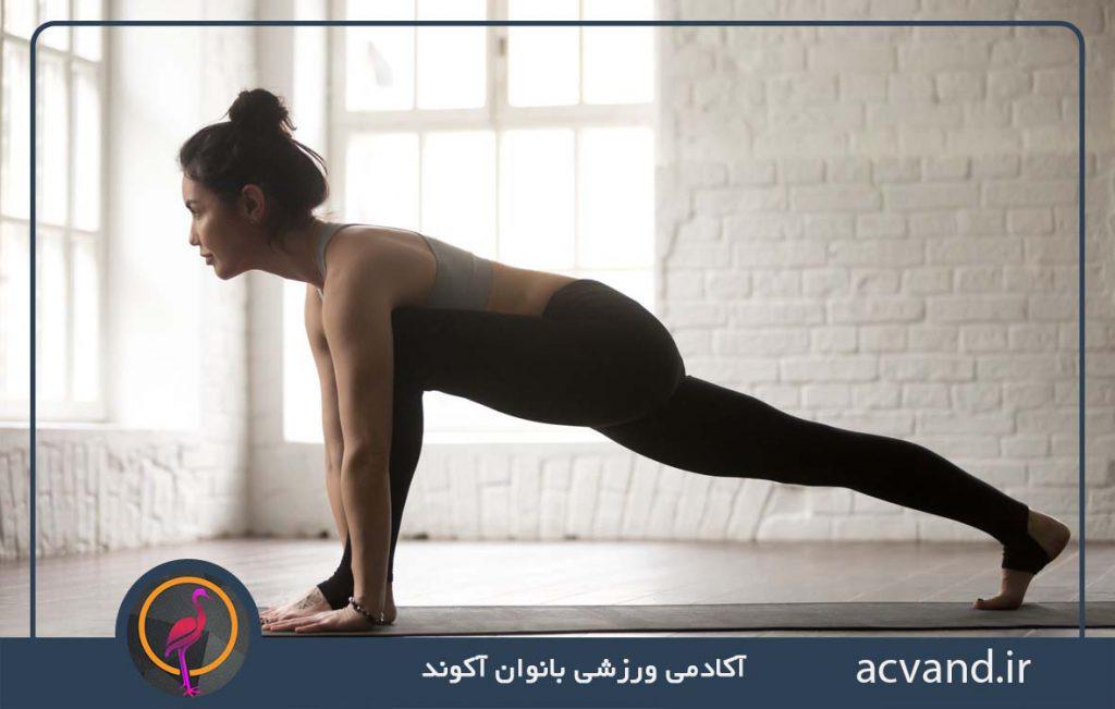 بهترین کشش برای انواع مختلف تمرینات
