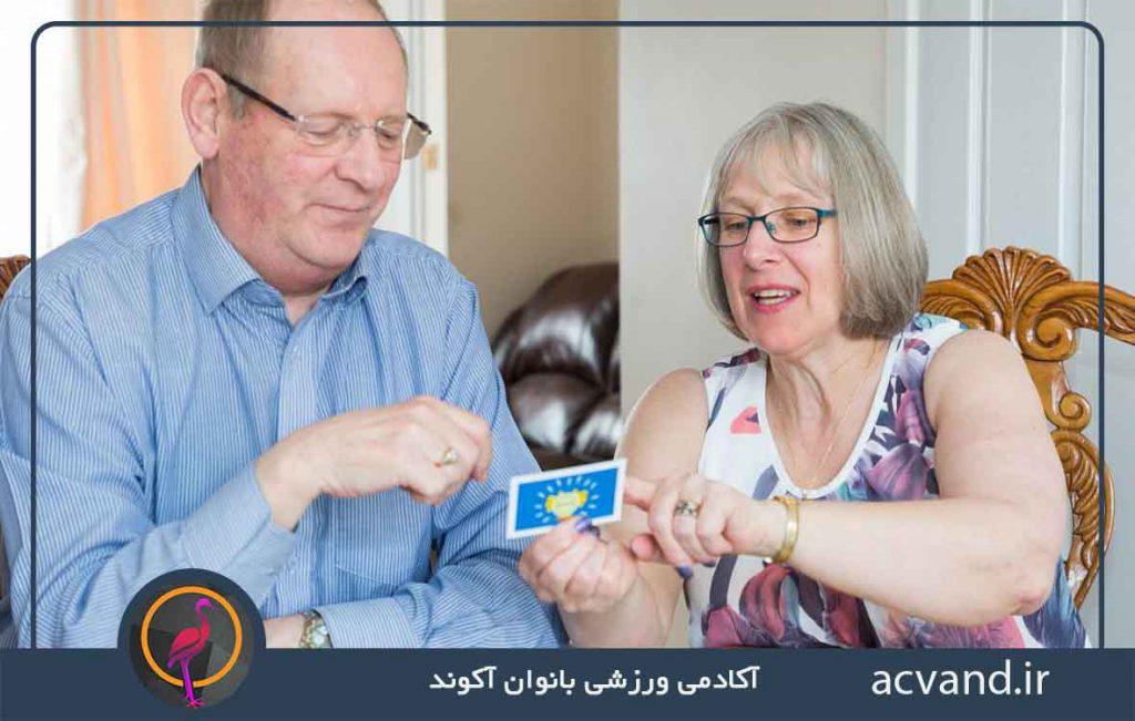 نکاتی در مورد مراقبت از فرد مبتلا به آلزایمر