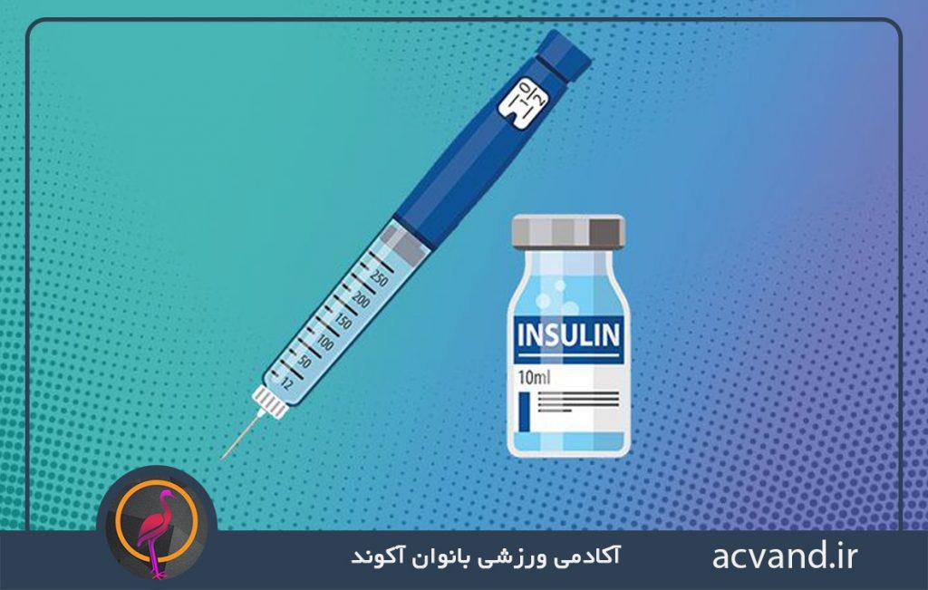 مقاومت به انسولین در ریشه سندرم تخمدان