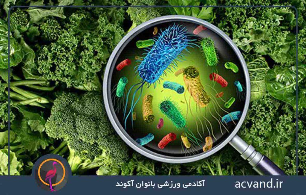 چه عواملی باعث مسمومیت غذایی می شود؟