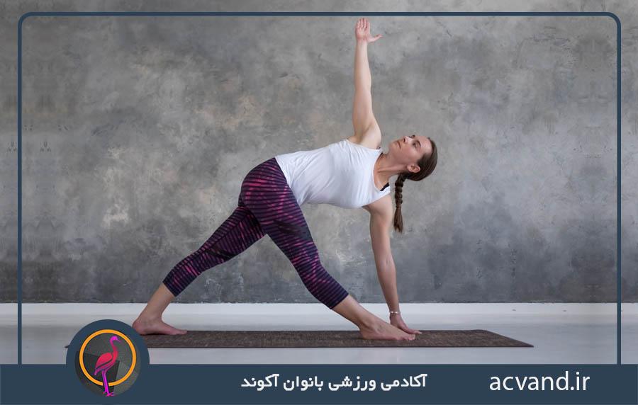 درمان درد کمر با یوگا
