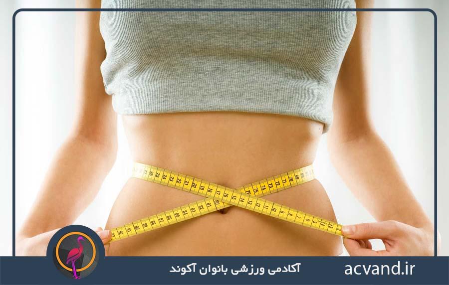 برنامه رژیم غذایی برای لاغری شکم و پهلو