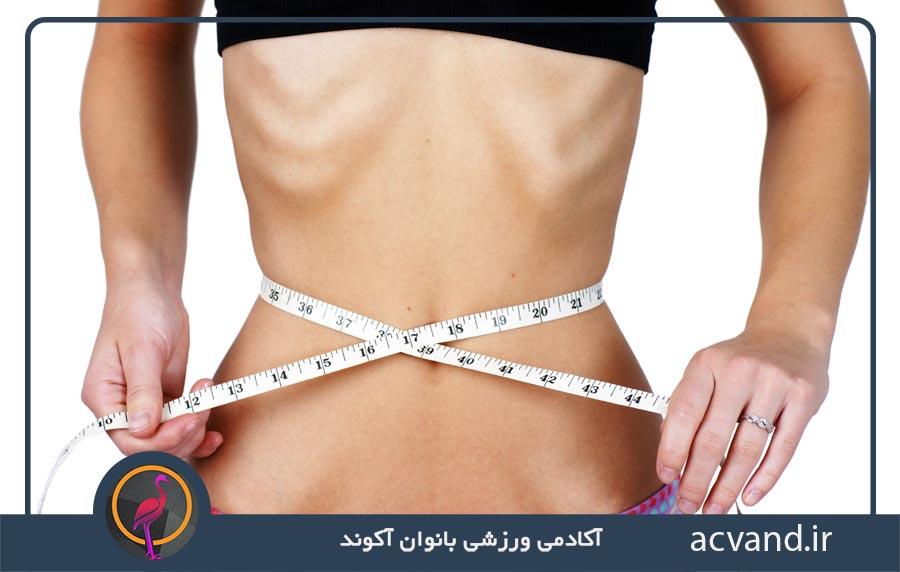 تشخیص لاغری