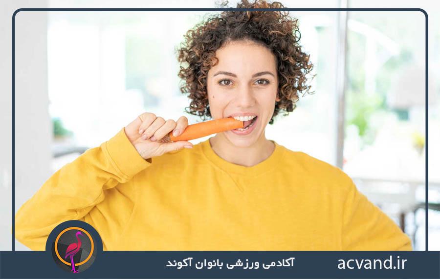 بهترین برنامه رژیم غذایی برای کاهش وزن بانوان