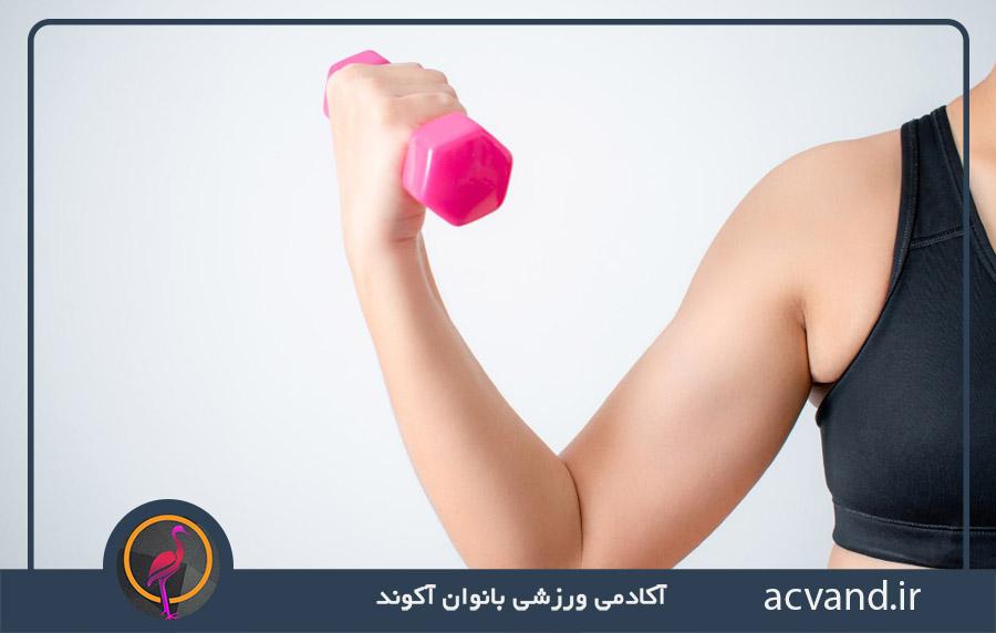 دریافت برنامه تمرینی بدنسازی برای افزایش وزن بانوان